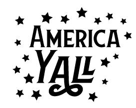 america yall svg