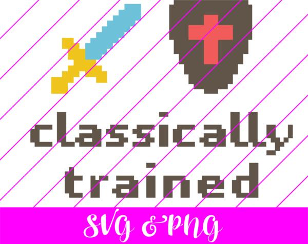 Retro Video Game SVG
