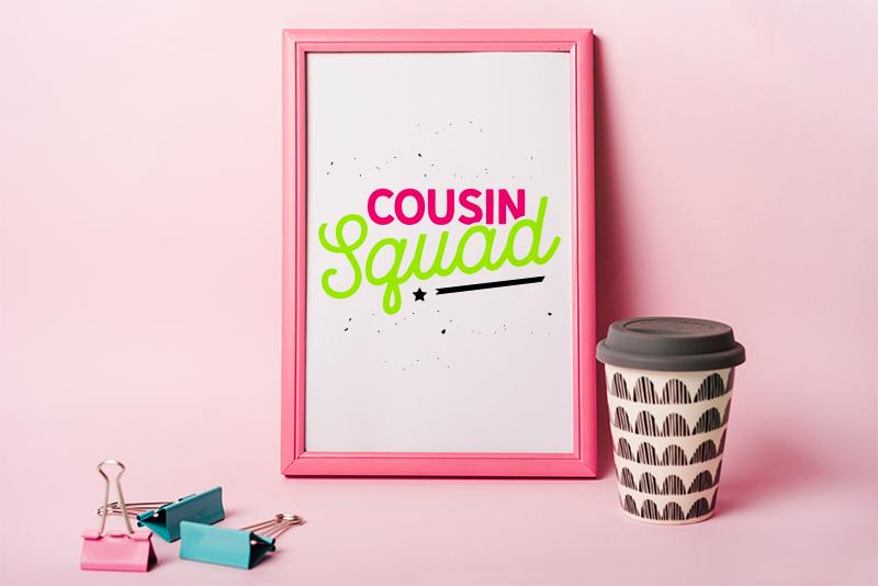 cousin svg