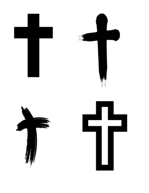 cross svg