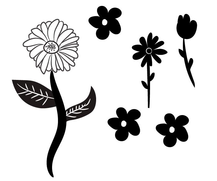 flower svg free