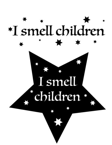 i-smell-children