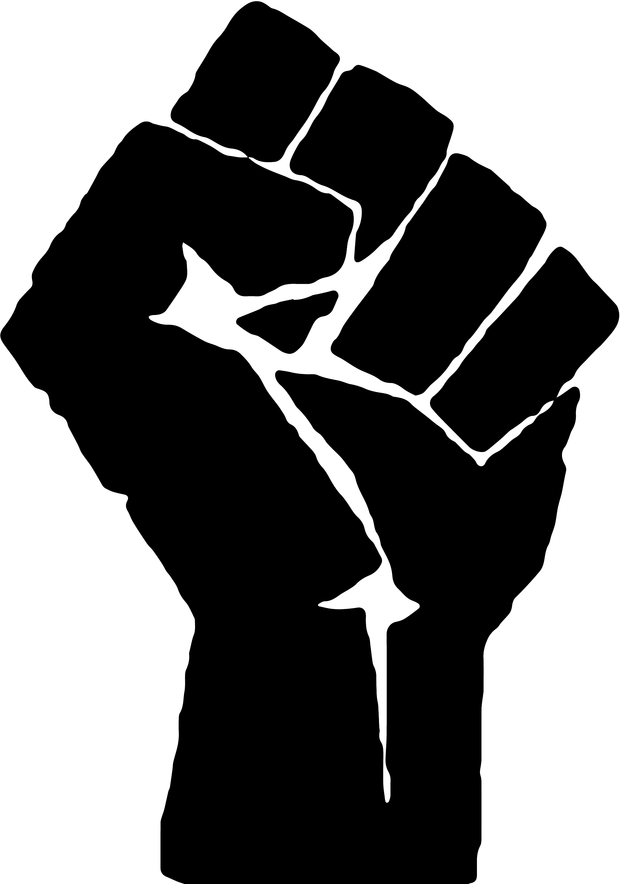 Black Lives Matter With Fist Logo Svg Free Black Lives Matter With Fist Logo Svg Download Blm Svg Svg Art