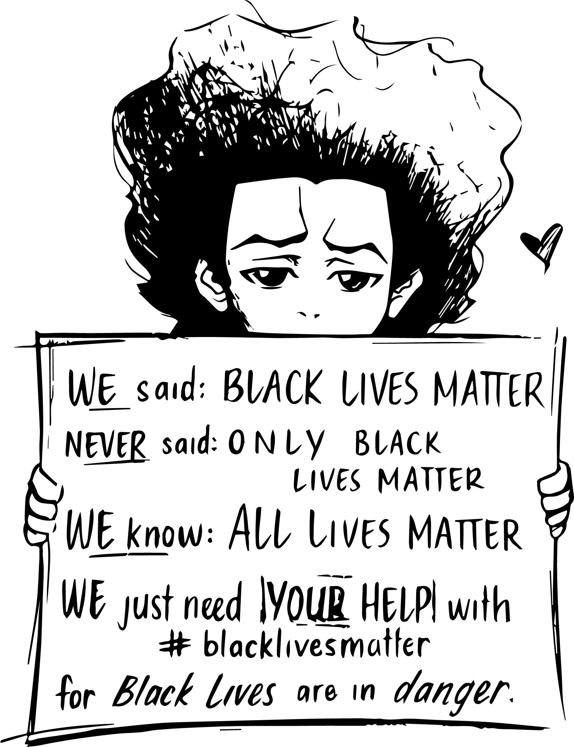 White Lives Matter Svg