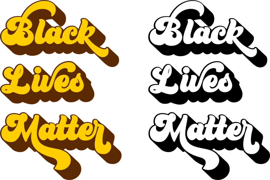 View Black Lives Matter Fist With Names Svg Pics
