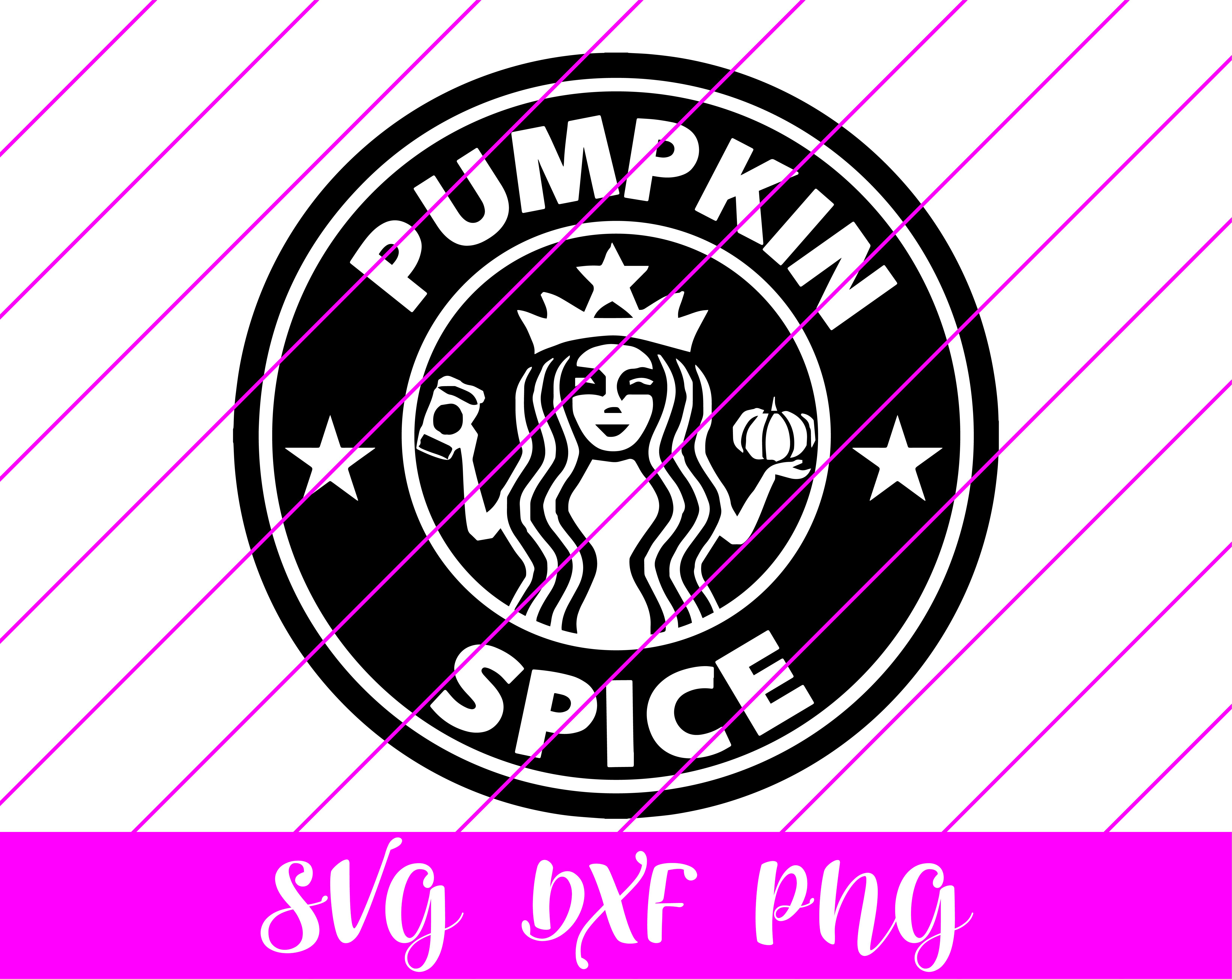 Pumpkin Spice Starbucks Logo Svg Free Pumpkin Spice Starbucks Logo Svg Download Svg Art