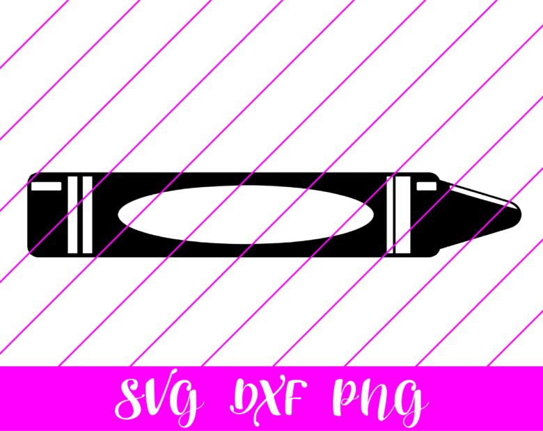 crayon svg