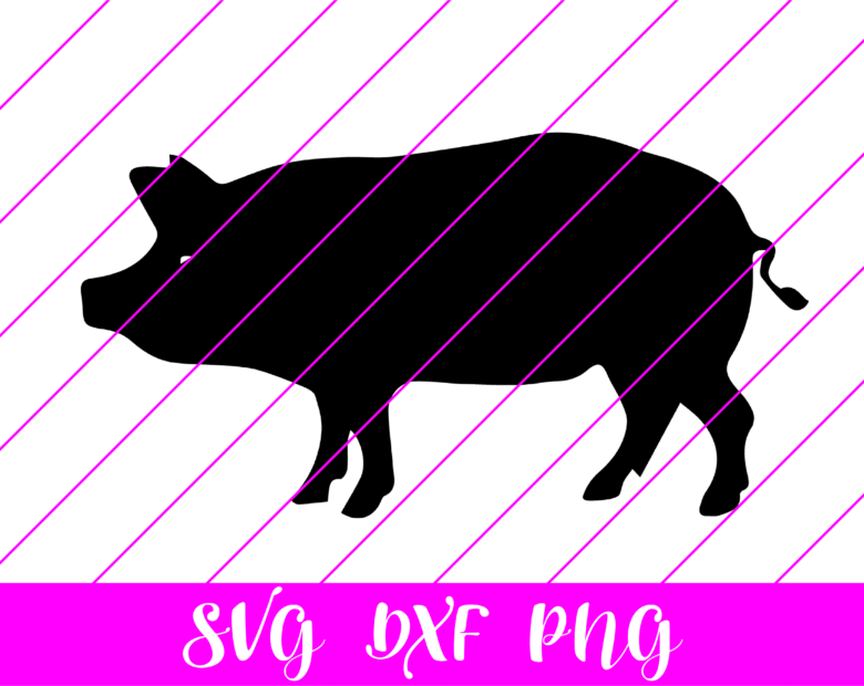 pig svg