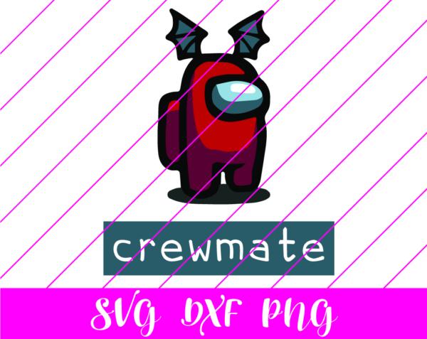 Among us crewmate svg