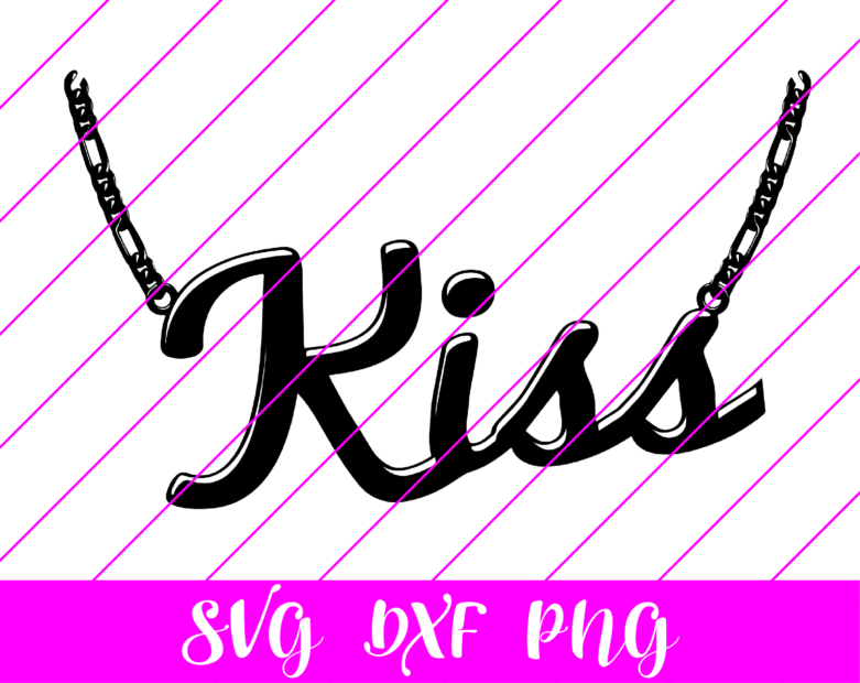 kill chain necklace valentines svg